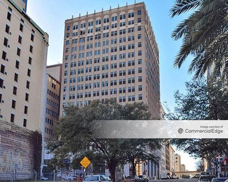 The Barnett Building - Jacksonville
