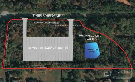 Hillside 290 Spec Industrial and Build-to-Suit Land - Spartanburg