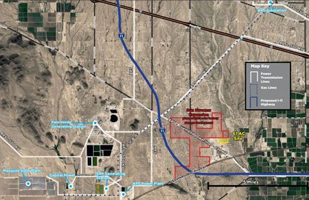 Planned Speros Industrial Park - Buckeye