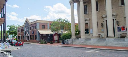 Sun Center East - Downtown Retail and Office Space - Gainesville