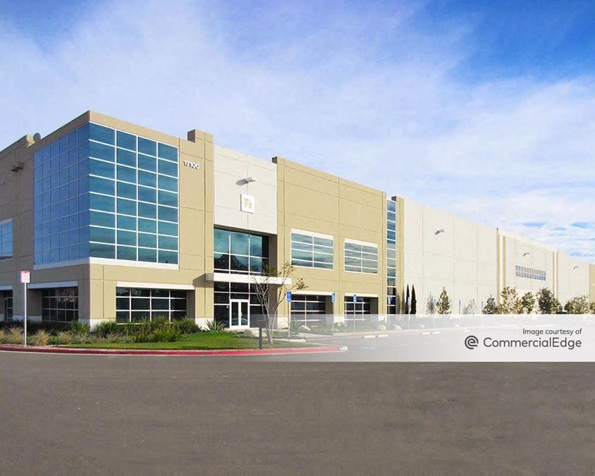 First Thirty-Six Logistics Center