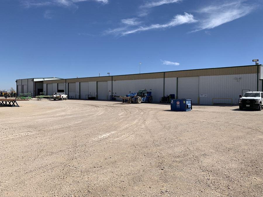 22,800 SF Industrial Facility w/ Multiple Cranes & Wash-Bay
