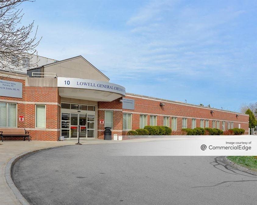 Drum Hill Technology Park - 10 Research Place
