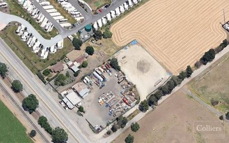 LAND  FOR LEASE - Morgan Hill