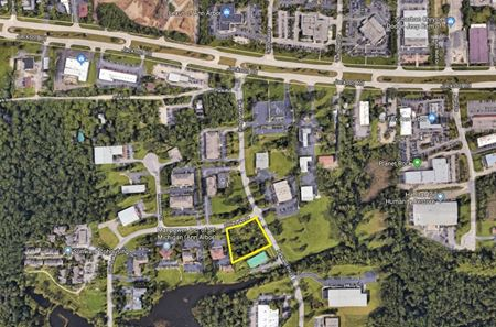 Ann Arbor Vacant Land for Sale - Parkland Plaza Business Park - Ann Arbor