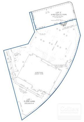 Freestanding Anchor Space for Lease