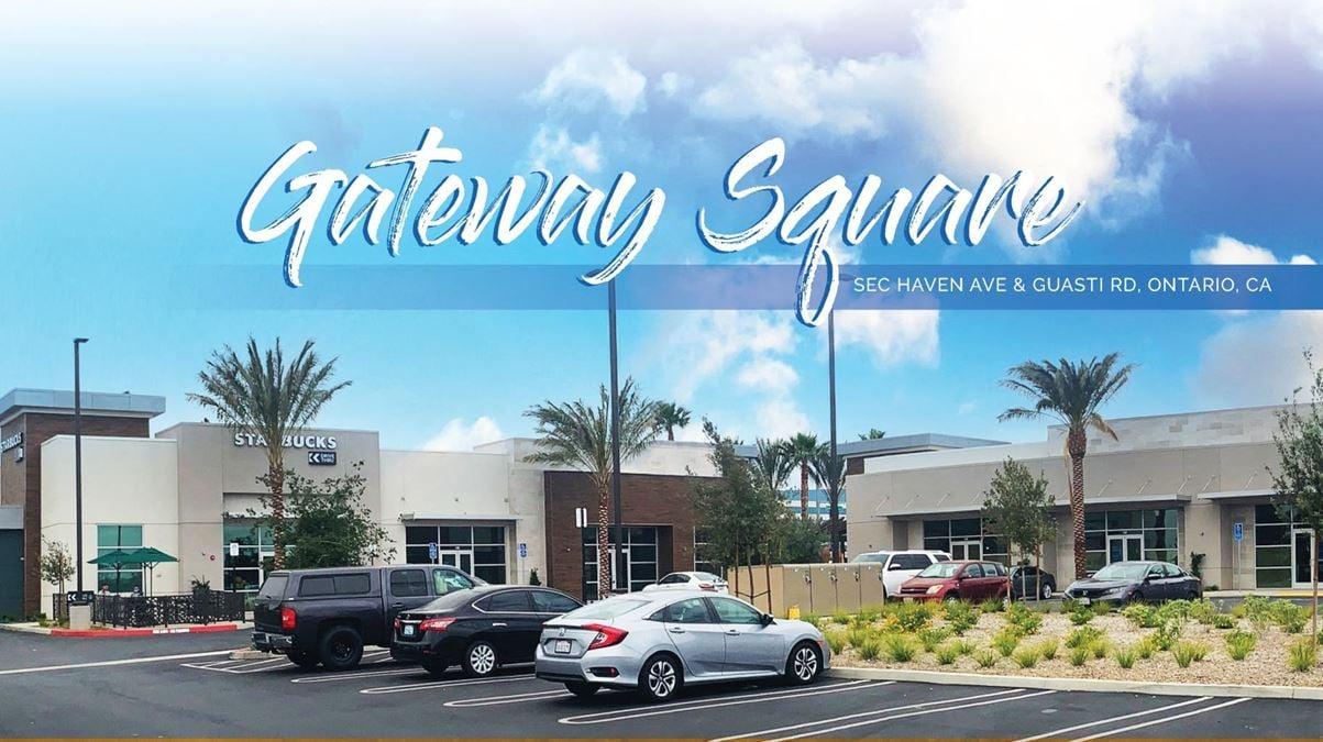 Ontario-Gateway Square-SEC Haven Ave & Guasti Rd