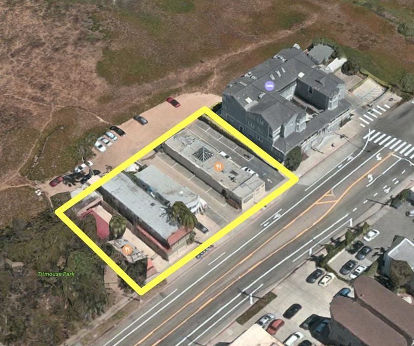 Six Parcels of Prime Development Opportunity at the heart of Silicon Beach in Playa del Rey