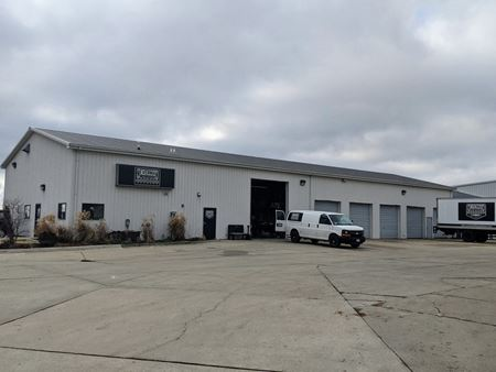 Warehouse / Office For Lease - Champaign