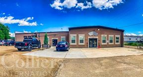 Newly Remodeled Industrial Building for Sale & Lease in Nampa, ID - Nampa