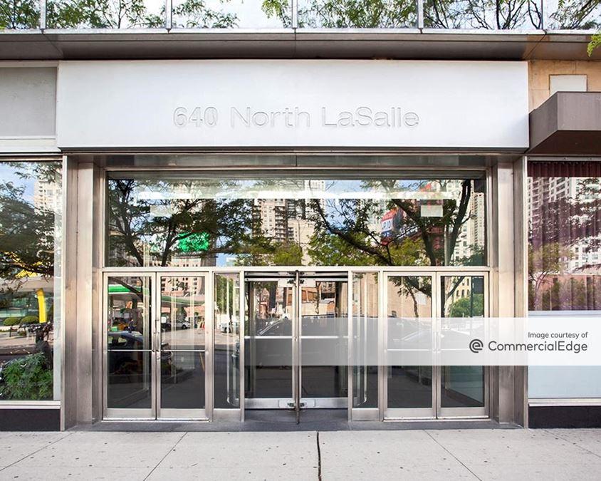 640 North LaSalle Street