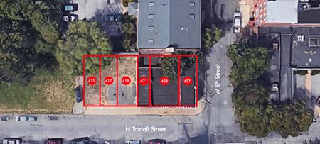 415-427 N Tatnall Street - Wilmington