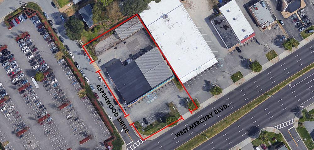 3016-22 West Mercury Boulevard