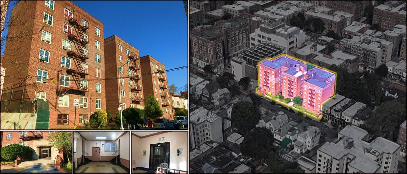 This Mid-Century Bronx Elevator Building Has BeenWith The Same Family Since It Was Built 71 Years Ago