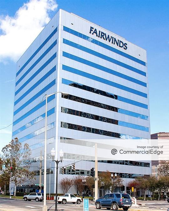 Fairwinds Tower Building