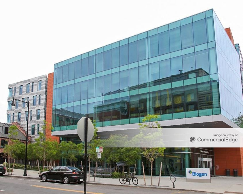 Alexandria Center at Kendall Square - 225 Binney Street
