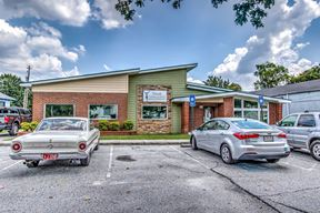 Downtown 4K SF Medical Office   1008 Druid Park Ave. - Augusta