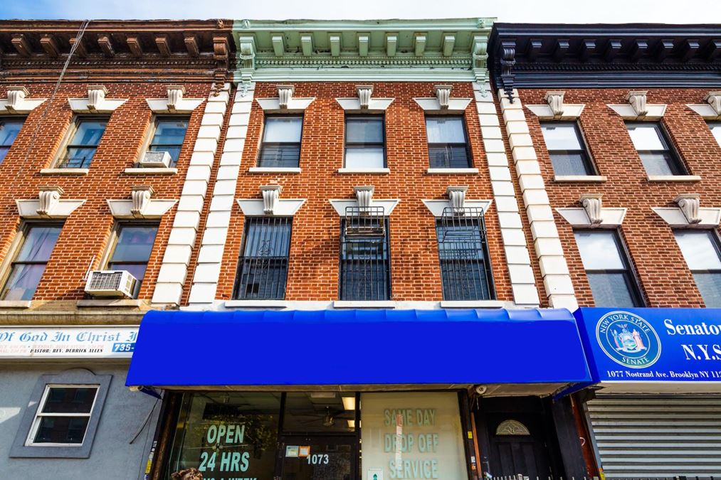 1073 Nostrand Avenue