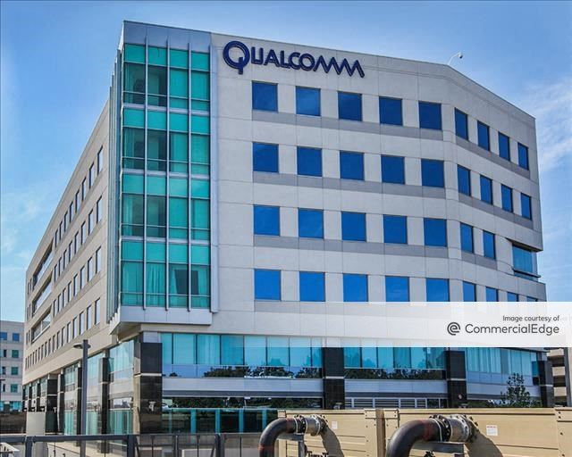 Qualcomm Pacific Center Campus - AV Building