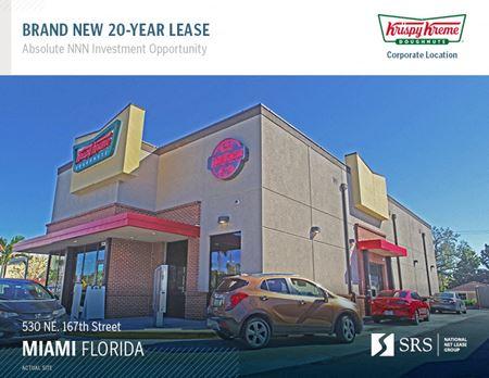 Miami, FL - Krispy Kreme - Miami