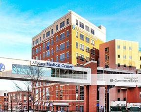 Albany Medical Center - Surgeons Pavilion