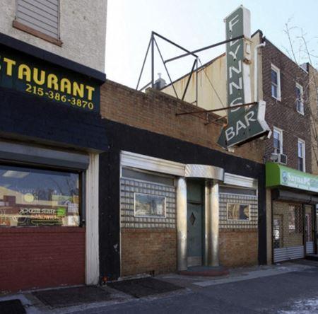 2nd Generation Restaurant/Bar Space in University City - Philadelphia