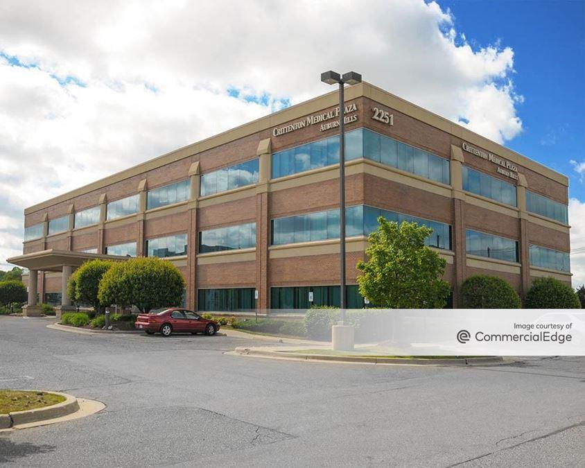 Crittenton Medical Plaza - Auburn Hills
