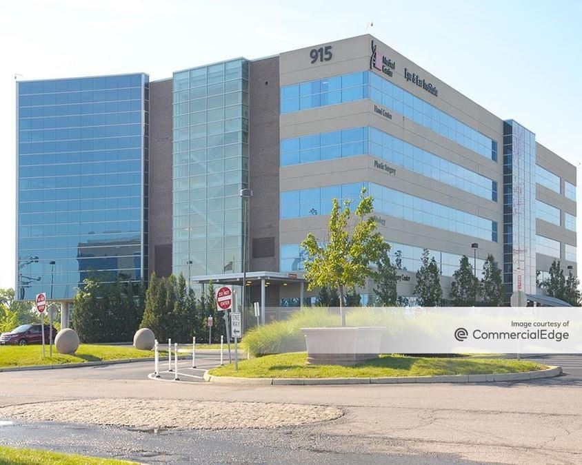 OSU Wexner Medical Center Eye & Ear Institute