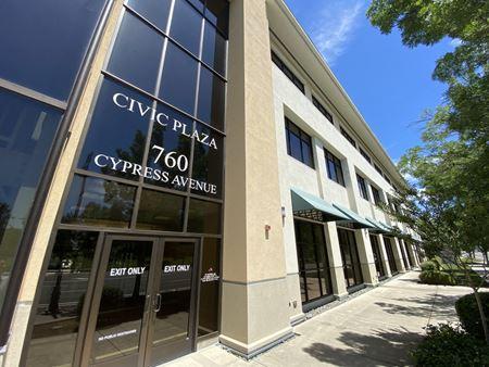 Civic Plaza - Redding