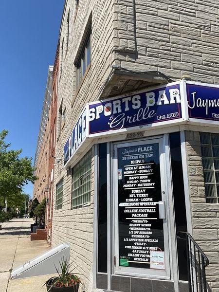 Bar & Restaurant with Liquor License - Baltimore