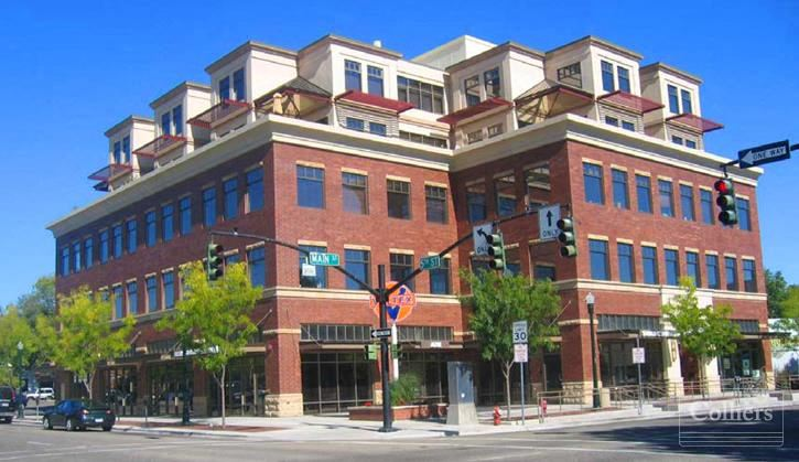 Office Space for Sale or Lease   420 W. Main St., Boise   Veltex Building