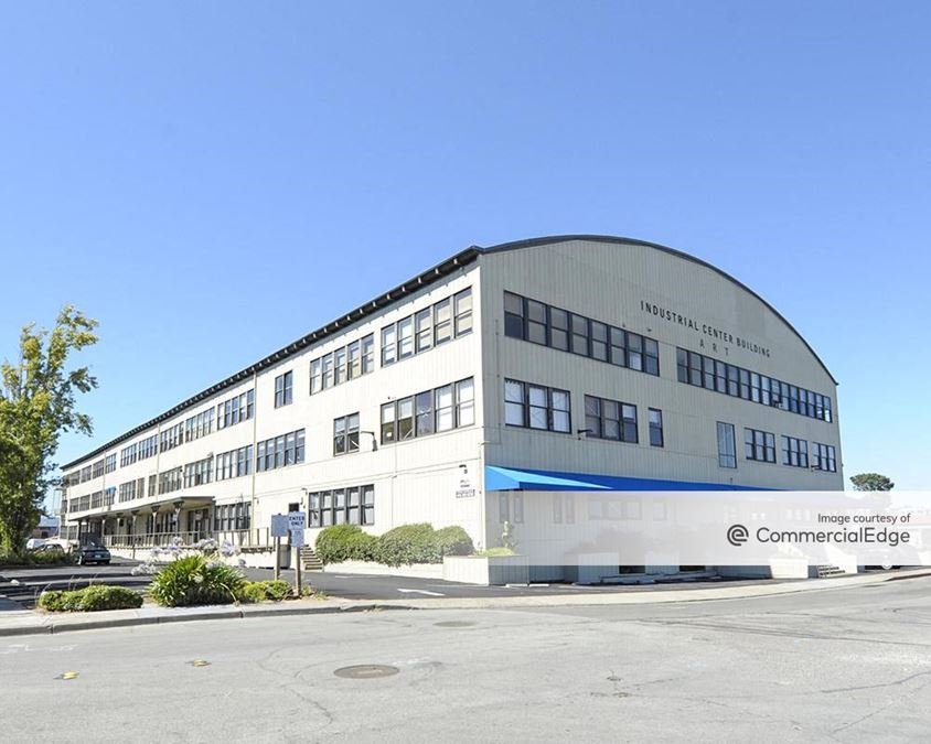 Industrial Center Building