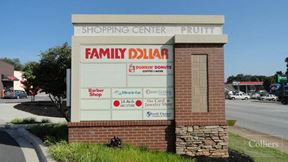 Retail Space for Lease in Pruitt Shopping Center   Anderson, SC