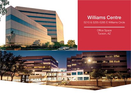 Williams Centre - Tucson