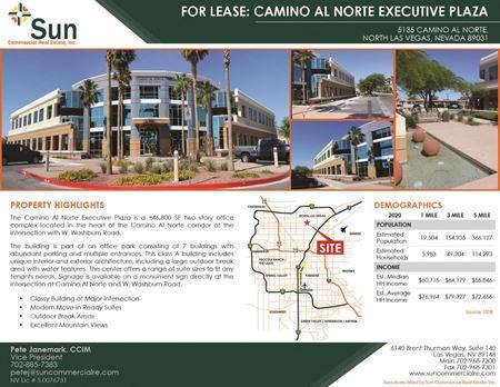 Camino Al Norte Executive Plaza - North Las Vegas