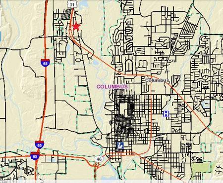 Indianapolis Road Land 4.72 Acres - Columbus