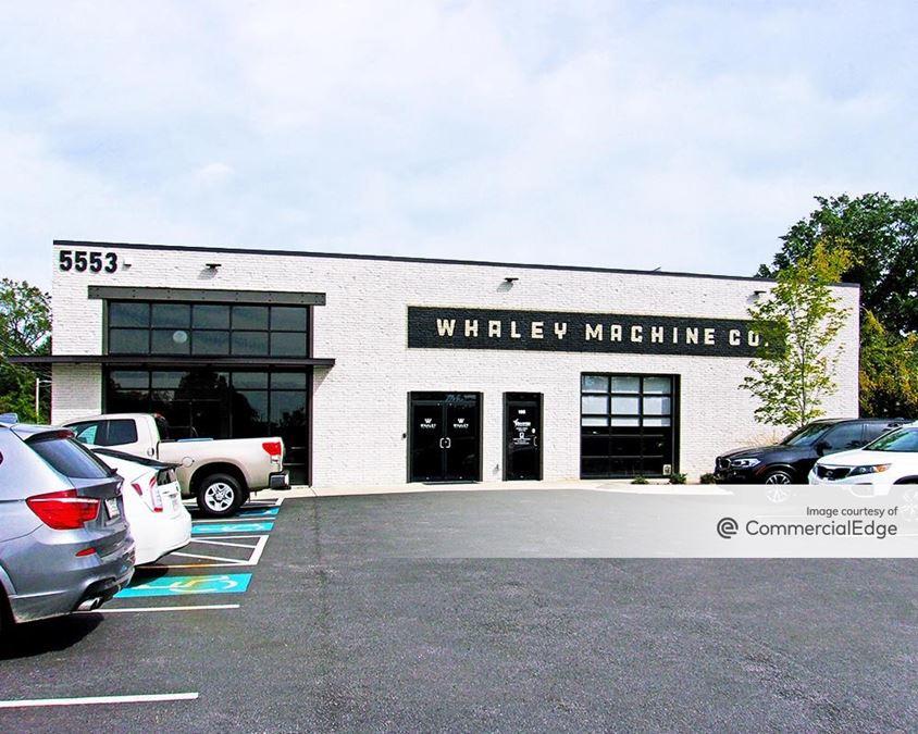 Whaley Machine Company Building