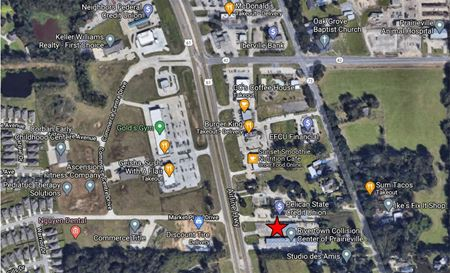Office/Retail with Conditioned Warehouse Space - Prairieville