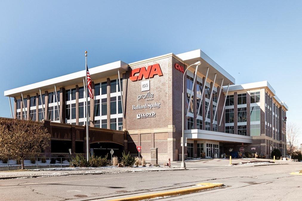 Regus   CNA Building