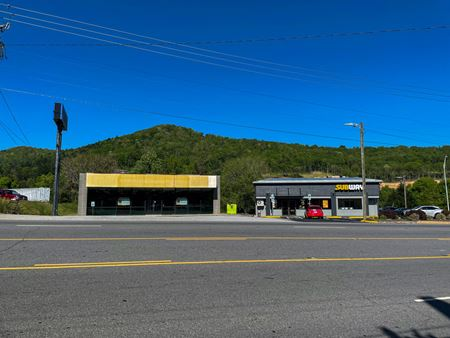 Tunnel Road Stand-Alone Retail Store - Asheville