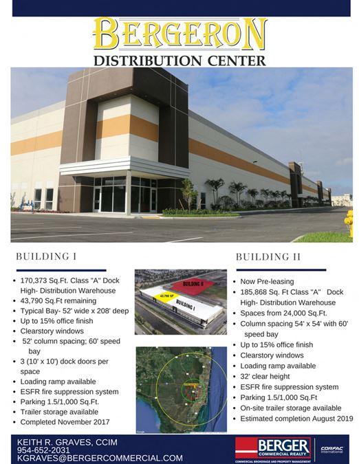 Bergeron Distribution Center