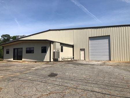 Industrial Warehouse on 3.3 AC - Thomasville