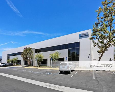 Los Alamitos Corporate Center - 4431 & 4465 Corporate Center Drive - Los Alamitos