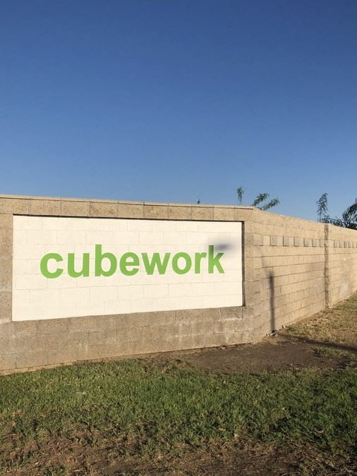 https://www.cubework.com/   City of Industry Ind Submarket - Industr