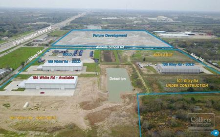 For Sale or Lease | Sterling Industrial Park - Houston