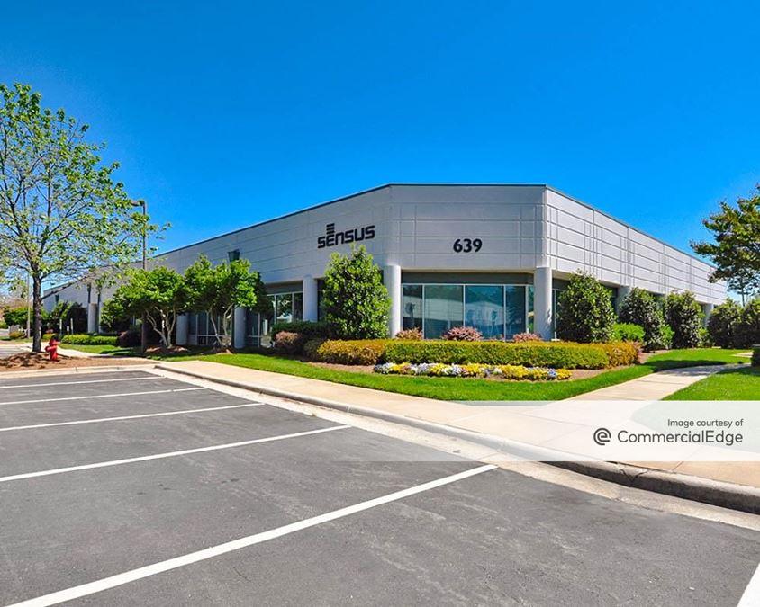 Research Triangle Park - Keystone Technology Park - Tech 12