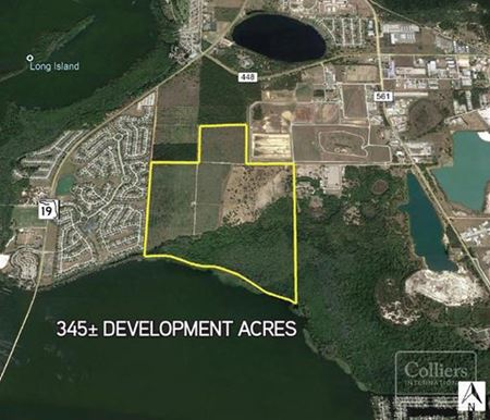 345± AC Loma Linda East - Investment Land - Orlando Area - Tavares