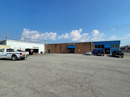 Retail and Warehouse with Office - Roanoke