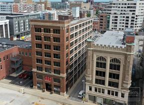 The Wulsin Building — Prime Downtown Redevelopment Opportunity