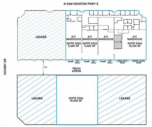 For Lease | Up to ±27,080 SF Available at Interbelt Business Center